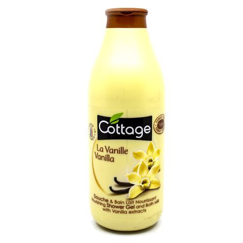 COTTAGE GEL 750ML.VAINILL