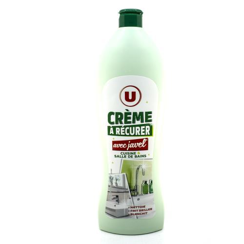 CREME A RECURER JAVEL U 750ML