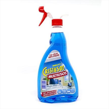 CRISTASOL MULTIUSOS SPRAY  750ML