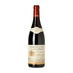 CTE/BROUILLY ST CYPRIEN14 75CL