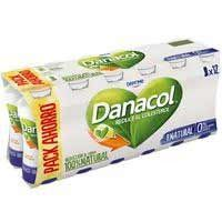DANACOL PER BEURE NATURAL 12X100ML