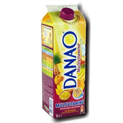 DANAO MULTIVITAMINES 1L