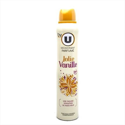 DEO.24H JOLIE VANIL.BY U 200ML