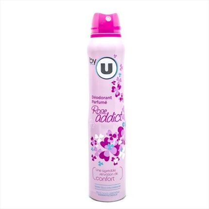 DEO.24H ROSE ADDICT BY U 200ML