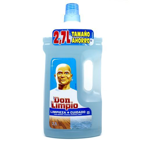 DON LIMPIO NETEJADOR PH NEUTRO 2,7L