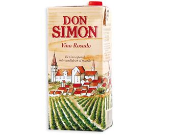 DON SIMON VI  ROSAT BRICK 1 L.