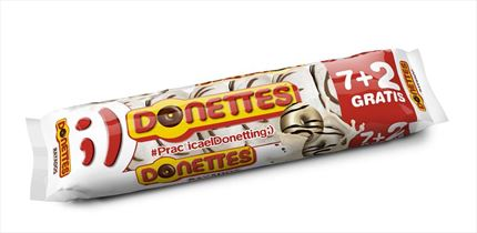 DONETTES BLANCS X7, 151G