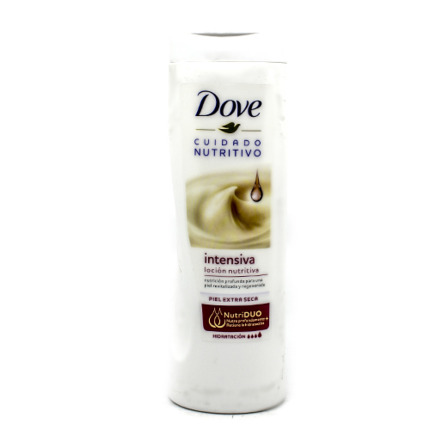 DOVE LOCIO INT.P/MOLT SEC 400ML