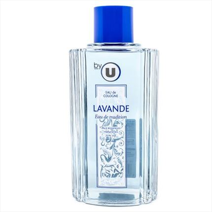 EAU COLOGNE BY U LAVANDE 500ML