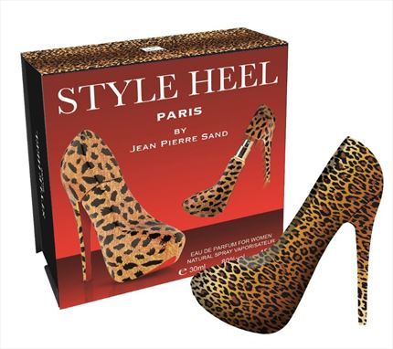 EDP STYLE HEEL PARIS JPS.30ML