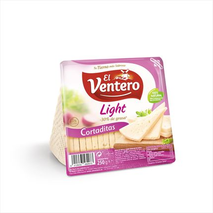 EL VENTERO LIGHT 30%MG 250GR