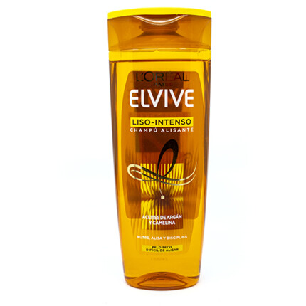 ELVIVE XAMPU C/LLIS INTENS 370ML