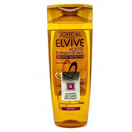 ELVIVE XAMPU OLI EXTRAORD. 370ML