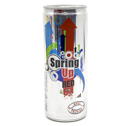 ENERGY DRINK AROMATISE RED 25CL.