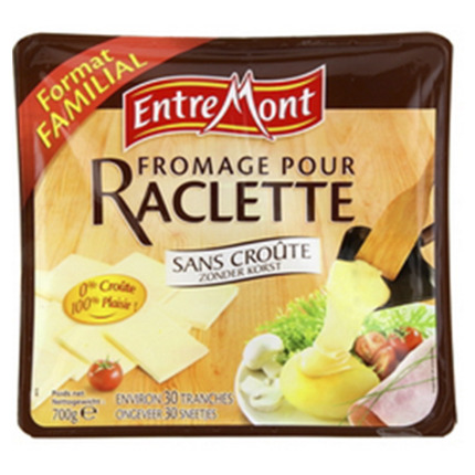 ENTREMONT RACLETTE S/COSTRA 700GR