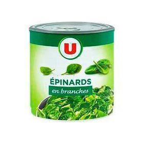 EPINARDS EN BRANCHES U 4/4