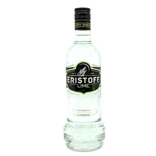 ERISTOFF LIME 70CL VODKA