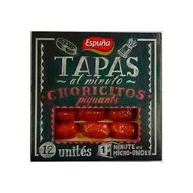 ESPU?A XORICETS FORTS X12 80GR