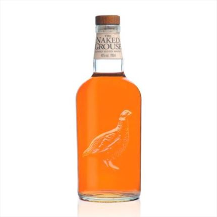 FAMOUS GROUSE NAKED WUISKY 40? 70CL.