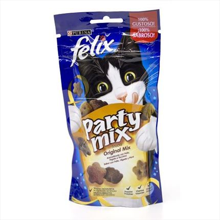 FELIX PARTY MIX ORIG 60GR