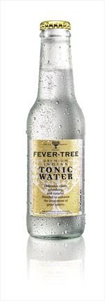 FEVER-TREE TONIC WATER 4X33CL