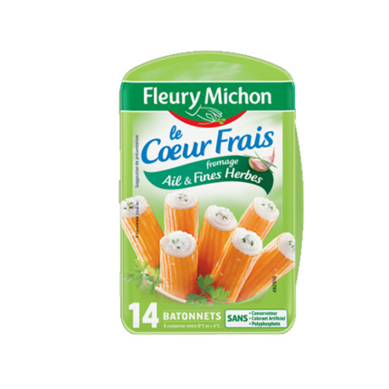 F.MICHON SURIMI COR FOR.ALL+F.HERB