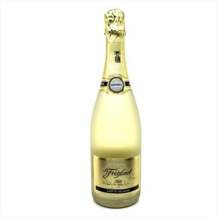 Freixenet Carta Nevada  Semi sec Cava  75cl.