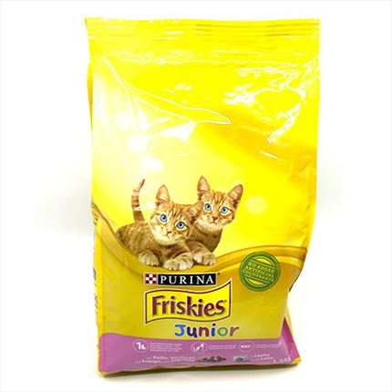 FRISKIES GAT JUNIOR 1,5KG
