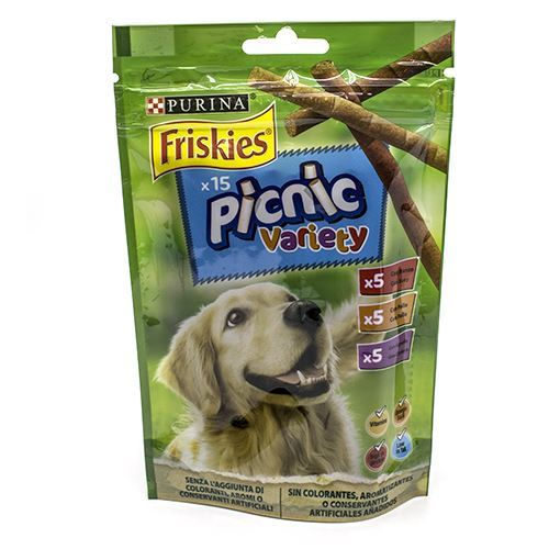 FRISKIES PICNIC ASSORTIT 15U