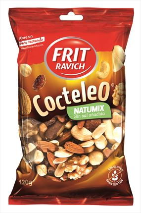 FRIT RAVIC COCKTAIL DIETETIC 120GR