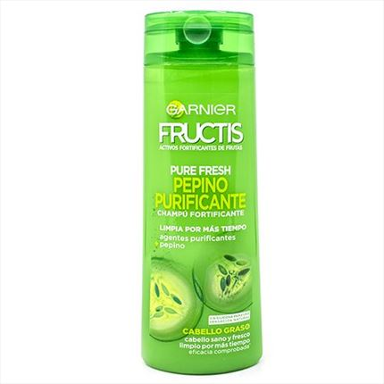 FRUCTIS XAMPU ANTIC.CAB.GRE. 360ML