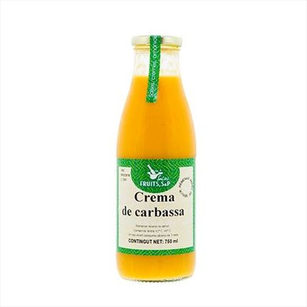 FRUITS S&P CREMA CARBASSA 750ML