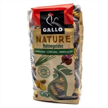 GALLO NATURE HELIXS MULTIVEGETALES 400GR