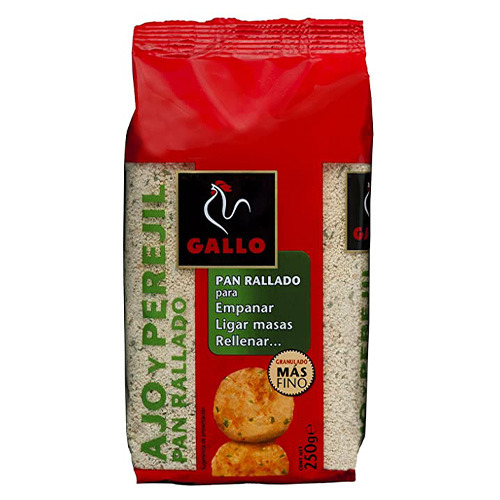 GALLO PA RATLLAT ALL/JULIVERT 250GR