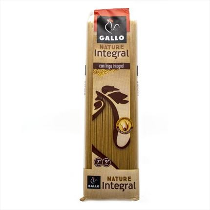 GALLO SPAGUETTI INTEGRAL 500GR