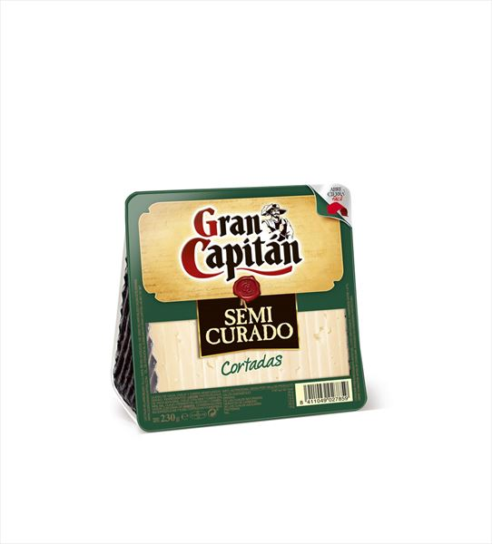 G.CAPITAN SEMI TALL CUNYA 250GR