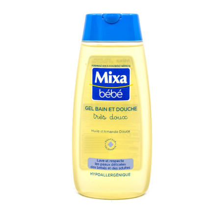 GEL LAVANT MIXA BEBE FL.200ML