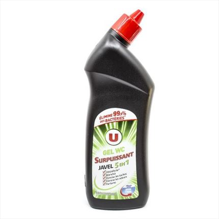 GEL WC SURPUISS.JAVEL U 750ML