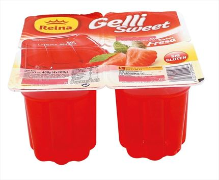 GELLY-SWEET MADUIXA  4X100GR