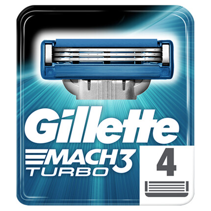 GILLETTE CARREGADOR MACH-3 TURBO X6