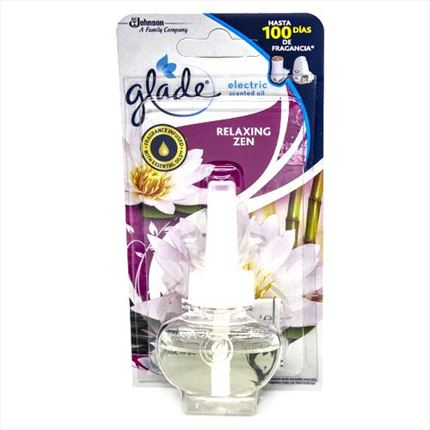 GLADE REC. AMB. ELECTRIC RELAX 20ML