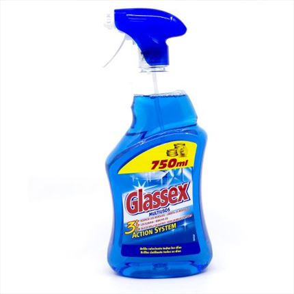 GLASSEX MULTIUSOS PISTOLA 750ML