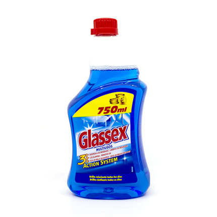 GLASSEX RECANVI MULTIUSUS 750ML