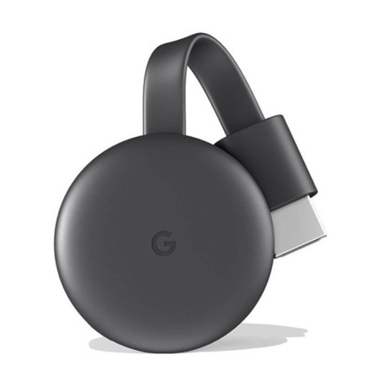 GOOGLE CHROMECAST REPRODUCTOR VIDEO SMARTTV FULLHD