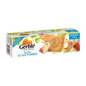 GOUTERS 4S POMMES GERBLE 500G