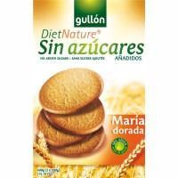 GULLON DIET-NATURE MARIA DAUR.400GR