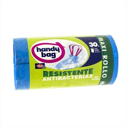 HANDY BAG RESIST. 30L  X15