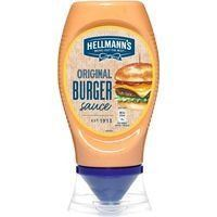 HELLMANN'S SALSA BURGER 250ML