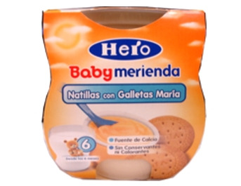 HERO BABY NATILLES GALETE