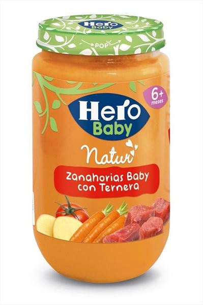 HERO BABY TERNERA PASTAN.